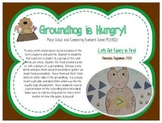 Groundhog is Hungry (Place Value and Comparing Numbers Game)