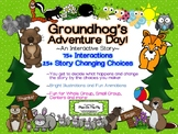 Groundhog's Adventure Day! Interactive PowerPoint!