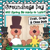 Groundhog's Craft & Graph February