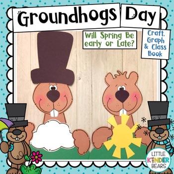 Groundhog's Day Craft & Graph