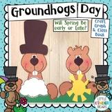 Groundhog's Craft & Graph: February