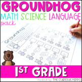 Groundhog Day Facts and Activities for 1st Grade