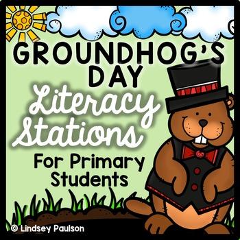 Groundhog Day No Prep