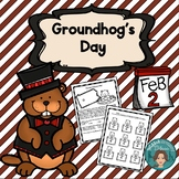 February 2nd is Groundhog Day
