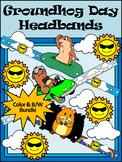 Groundhog Day Activities: Groundhog Day Headbands Craft Activity