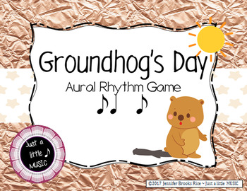 Groundhog's Day -- An Aural Rhythm Recognition Game {syncopa}