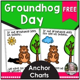 Groundhog Day Anchor Charts Free