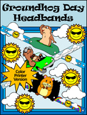 Groundhog Day Craft Activities: Groundhog Day Headbands Craft Activity