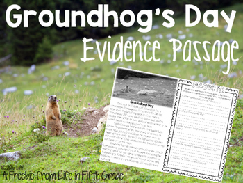 Groundhog Day Evidence Passage