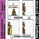 Groundhog´s Day - FREE KWL Mini-File Book - Bilingual - Color and B&W Versions