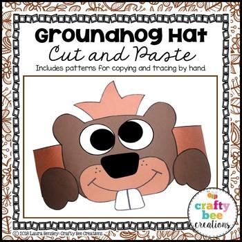 Groundhog Day Hat Craft