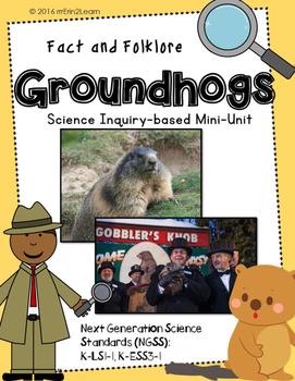 Groundhog's Day Kindergarten Science Unit