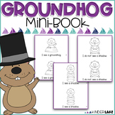 Groundhog's Day Mini Book