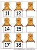 Groundhog's Day Missing Numbers Math