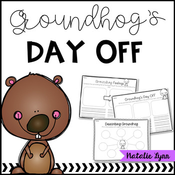 Groundhog's Day Off {Freebie}