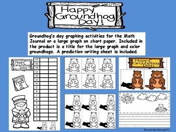 Groundhog's Day Prediction Gradphing and Writing