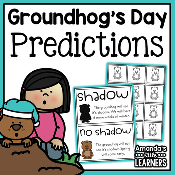 Groundhog's Day Prediction and Graphing Activity
