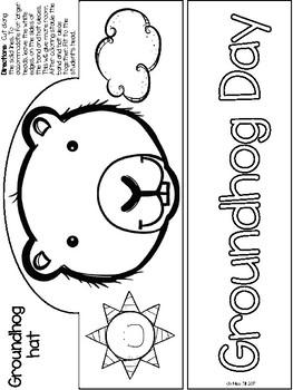 Groundhog's Day Printable Activities