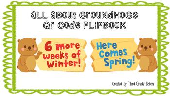 Groundhog's Day QR code Flipbook