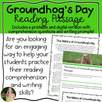 Groundhog's Day Reading Passage