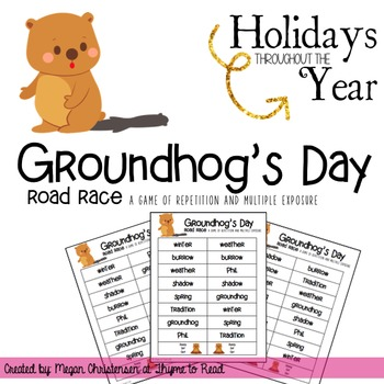 Groundhog's Day Game