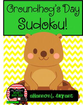 Groundhog's Day Sudoku Puzzle Bundle