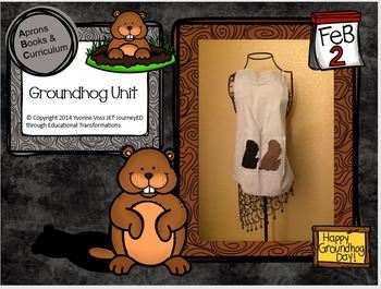 Groundhog's Day Unit (Literacy and Math Activities)