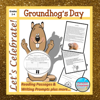 Groundhog's Day Writing Assignments