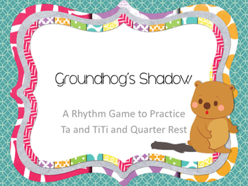 Groundhog's Rhythms!