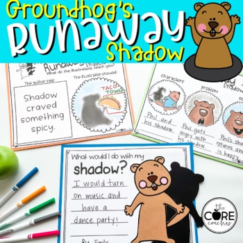 Groundhog's Runaway Shadow: Interactive Read Aloud Lesson Plans and Activities