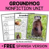 Nonfiction Unit - Groundhog Activities