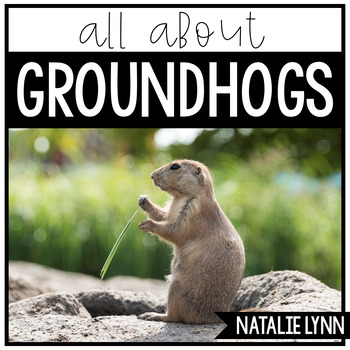Groundhogs Nonfiction Unit and Craft