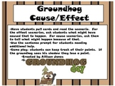 Groundhog's Cause/Effect