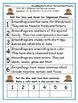 Groundhogs: Close Read,  Fluency, Comprehension, Writing Activities