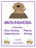 Groundhogs: Activities