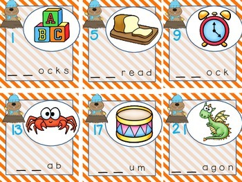 Groundhog's Day 1st Grade Math & Literacy Pack (15 CCSS Centers)