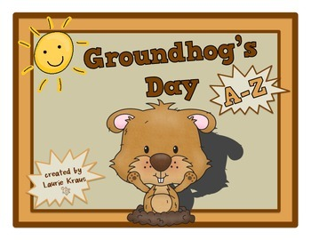 Groundhog's Day A-Z Book
