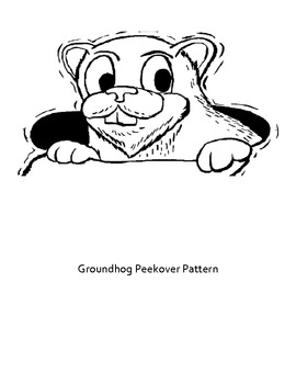 Groundhog's Day Creative Writing - Interview with the Groundhog Activity Packet