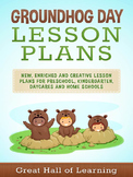 Groundhog's Day Lesson Plans