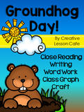 Groundhog Day Integrated Unit- Informational Text, Activit