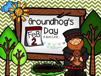 Groundhog's Day Mini Unit