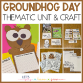 Groundhog Day Thematic Unit and Craft