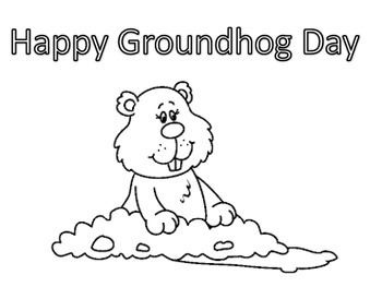 Groundhogs Day Packet