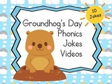 Groundhog's Day Phonics Jokes
