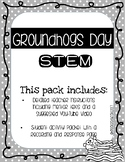 Groundhogs Day STEM Challenge