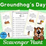 Groundhog's Day Scavenger Hunt