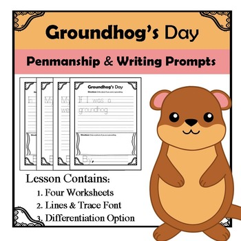 Groundhogs Day Writing Prompts