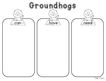 Groundhogs {FREEBIE}