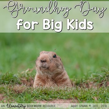 Groundhog Day for Big Kids!