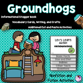Groundhog Day Activities Nonfiction and Fiction